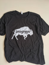 Buffalo Dark Grey Short Sleeve T