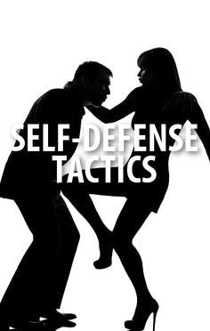 The do's and don'ts of defending yourself
