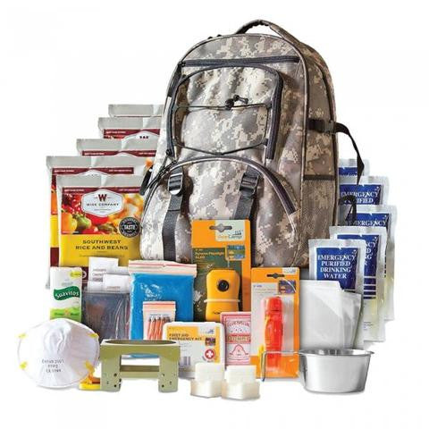 What to keep in your survival gear?
