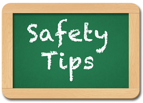 Safety Tips When You Go On Vacation!