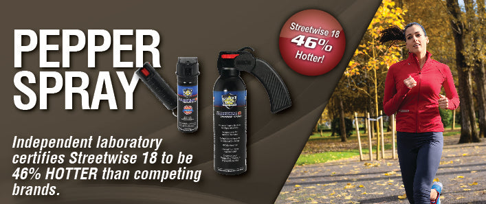 Personal Safety Kits Product Collections For Self Defense Including Pepper Spray