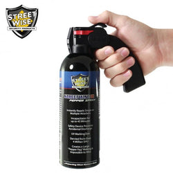 Lab Certified Streetwise 18 Pepper Spray, 16 oz. Pistol Grip