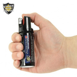 Lab Certified Streetwise 18 Pepper Spray 2 oz TWIST LOCK