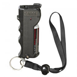 SABRE 1/2 oz Pepper Spray w/ Stop Strap