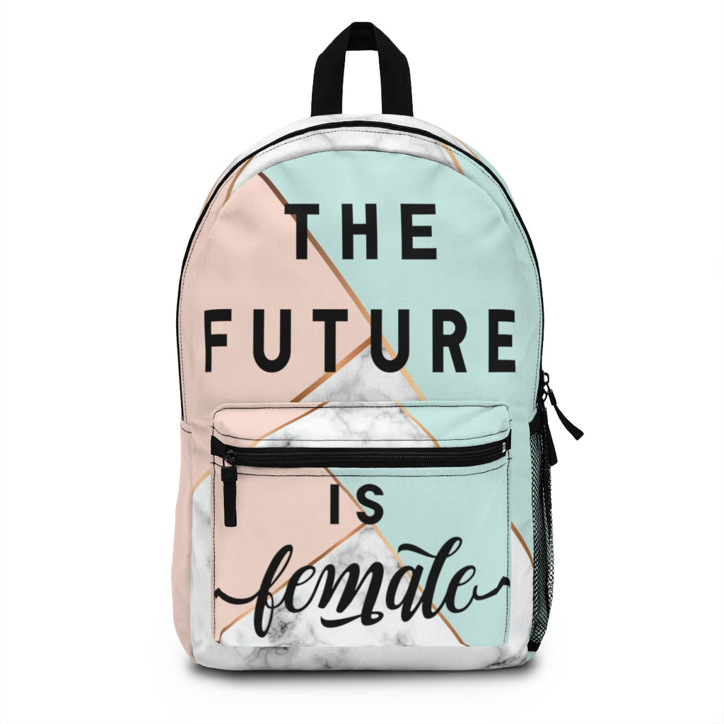 """The Future Is Female"" Backpack (Made in USA)"