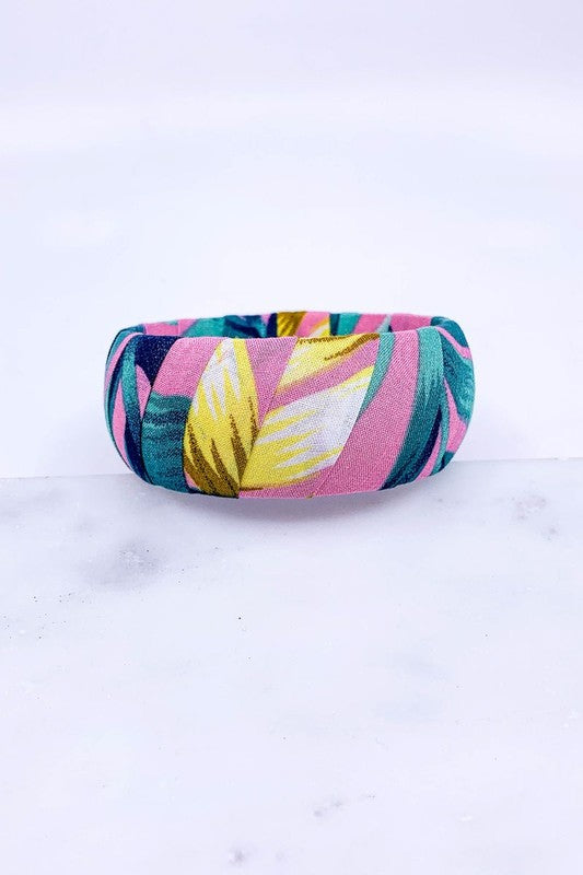 'Maleah' Chunky Bangle
