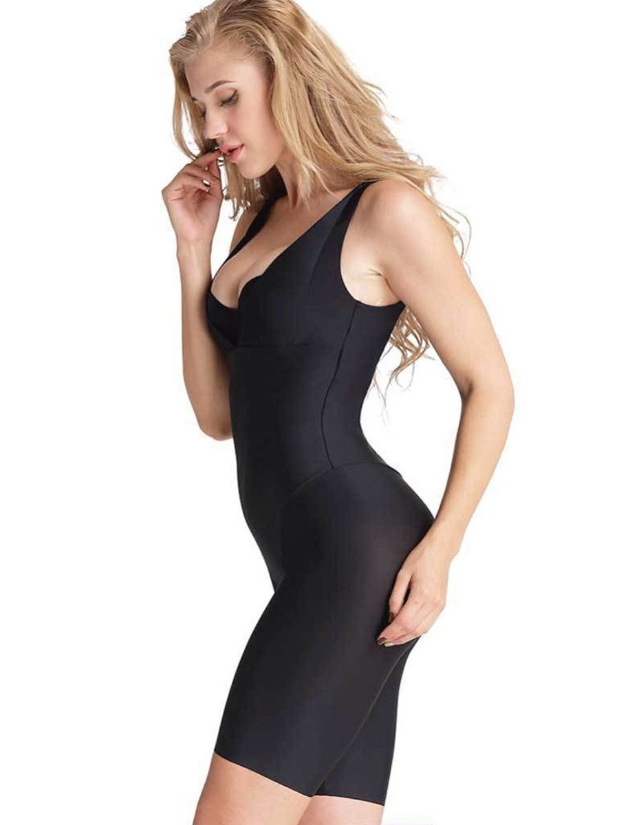 Full Body Shaper Slip body shaper Black / S Hourglass Gal