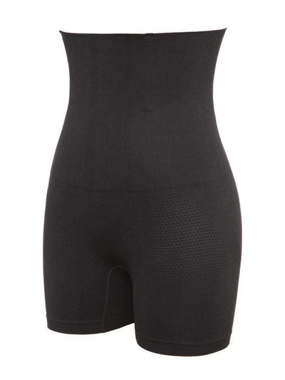 High-Waisted Boned Shaping Short Hourglass Gal