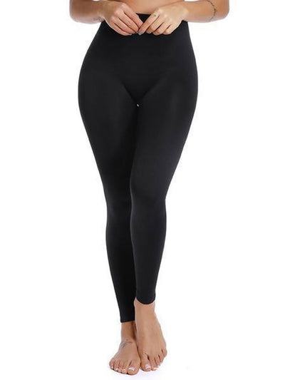High-Waisted Hip Hugger Legging Hourglass Gal