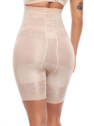 High-Waisted Shaping Mid-thigh Short Panty Hourglass Gal