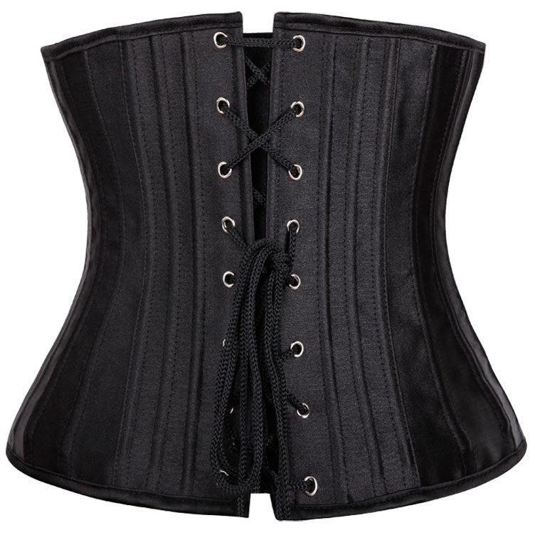 f78e21dbe5 26 Spiral Steel Boned Vintage Corset Hourglass Gal · Underbust Corset  Vintage
