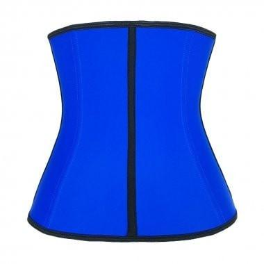 Waist Trainer Kim Kardashian Blue Size S to 3XL, waist trainer, kiwiloverx