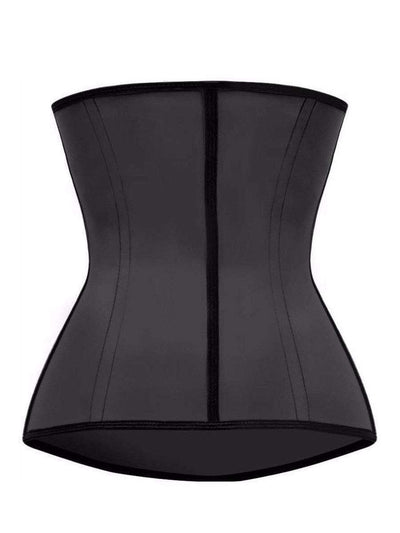 Latex Waist Trainer Zip-up waist trainer Hourglass Gal