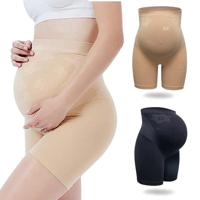 Maternity Shapewear Pregnancy Support Short Maternity Short Beige / M Hourglass Gal