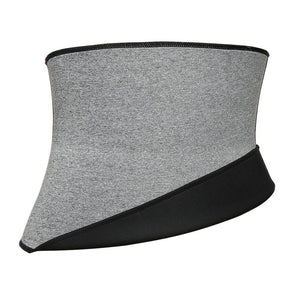 Neoprene Slim Sweat Waist Belt Active wear Gray / S Hourglass Gal
