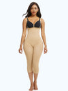 Seamless Invisible Butt Lifter Shaping Legging Shapewear XXL/3XL / Beige Hourglass Gal