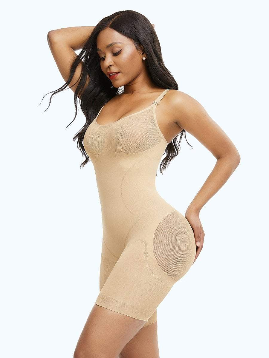 Ultra Thin Seamless Shaping Bodysuit