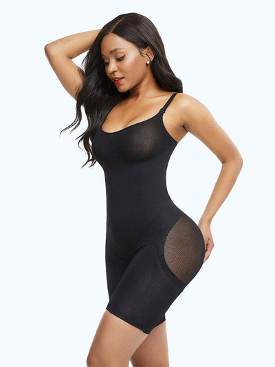 Ultra Thin Seamless Shaping Bodysuit bodysuit Hourglass Gal