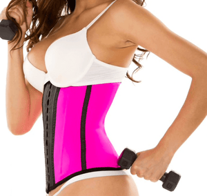 Workout Waist Trainer for Women Pink waist trainer S / DeepPink Hourglass Gal