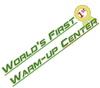 world's first warm-up center