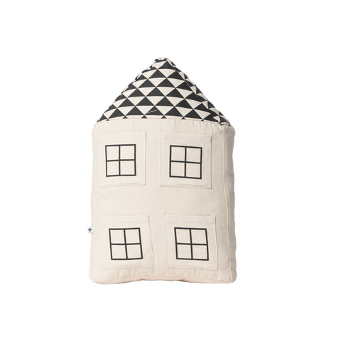 interactive house pillow