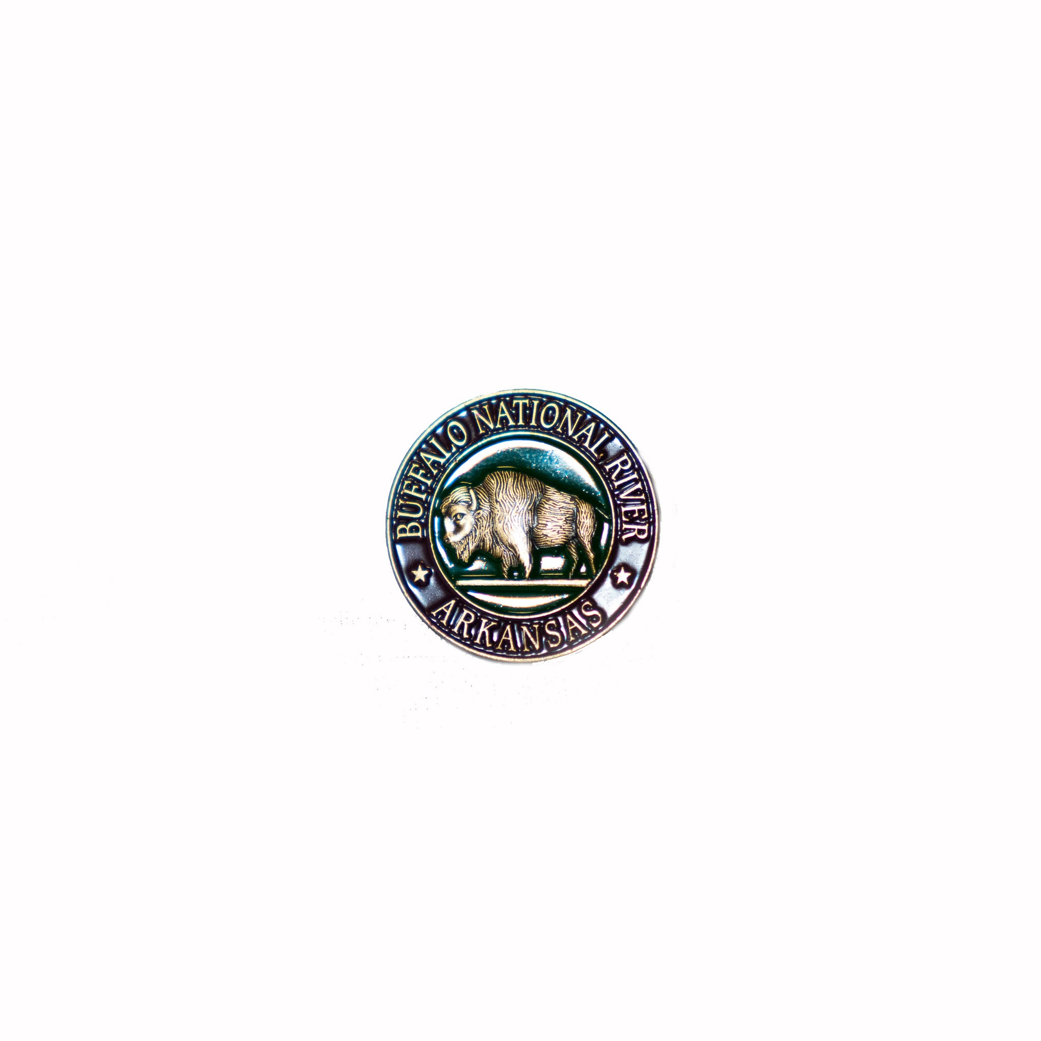Buffalo Lapel Pin