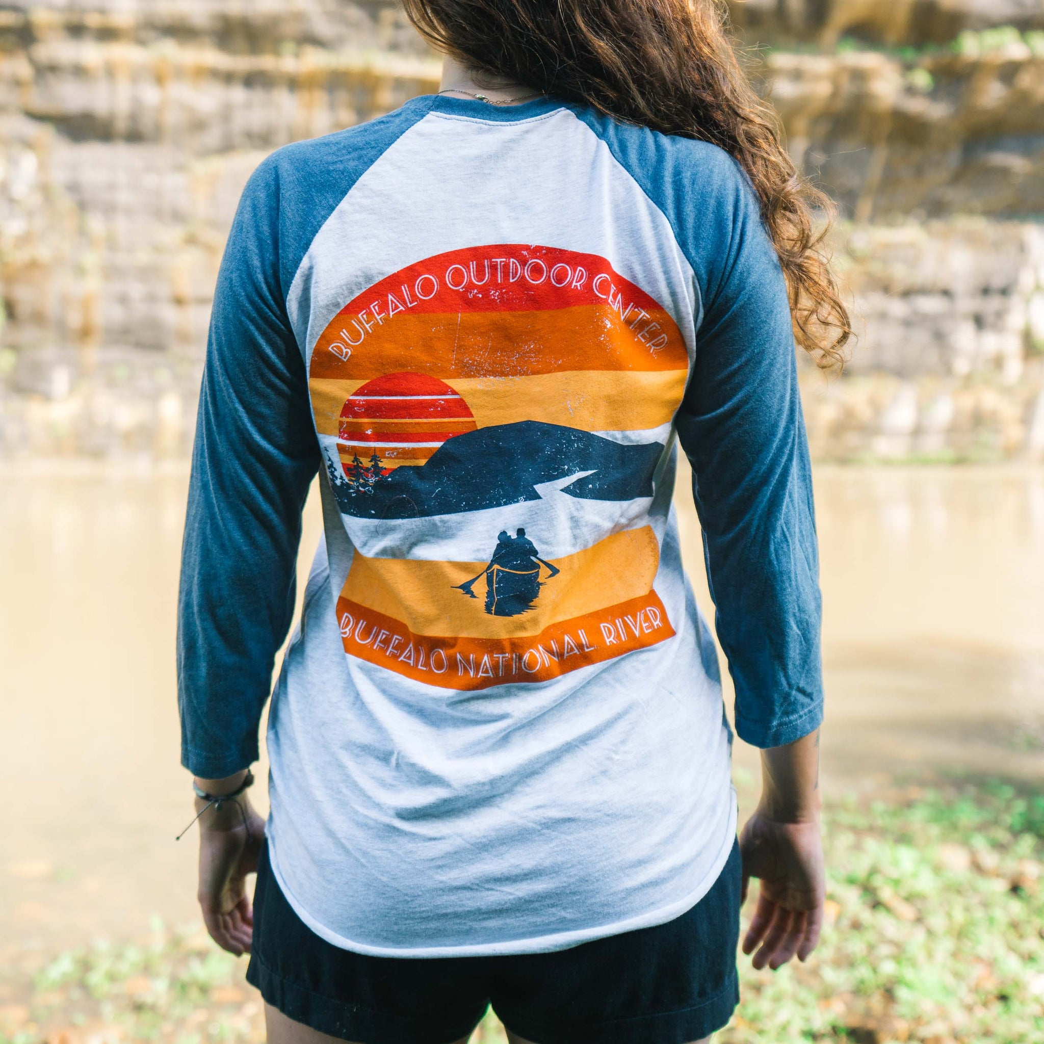 Buffalo Outdoor Center Sunset Paddle Raglan