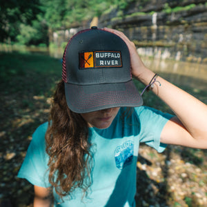 Buffalo River Cross Paddles Hat