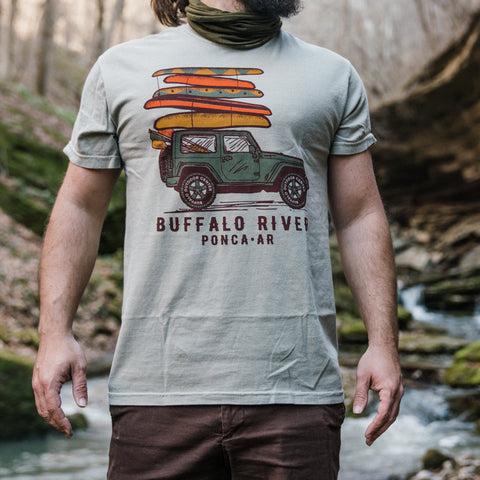 Jeep Kayak Tee