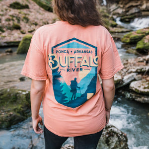 Buffalo River Hiker Tee