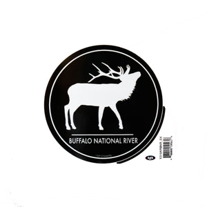 Elk Sticker