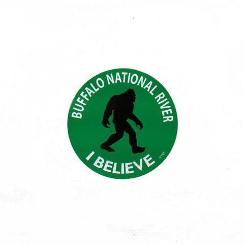 I Believe Sticker