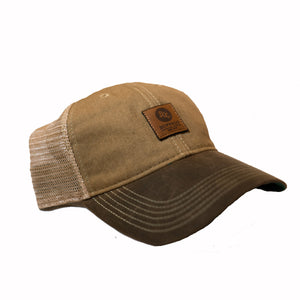 Legacy Trucker BOC Hat Khaki/Brown