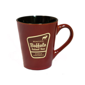 Beautiful Marker Elk Russet Serenity Camp Mug