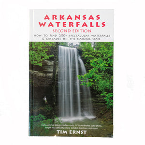 Arkansas Waterfalls Guide Book