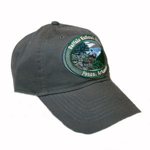 Whitaker Point (Hawksbill Crag) Cap Dark Grey
