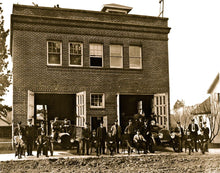 Original Station 301 Historic Photo