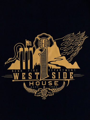 "Station 1 ""West Side"" Tee"