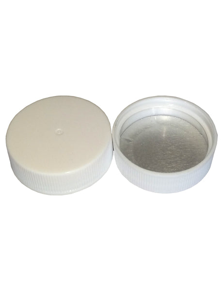 C33-400 WHITE HEAT INDUCTION LINED LID