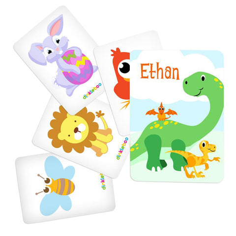 Dino Memory Game Animal Pack 2