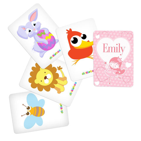 Fairy Memory Game Animal Pack 2