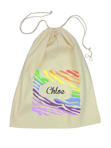 Drawstring Bag - Rainbow