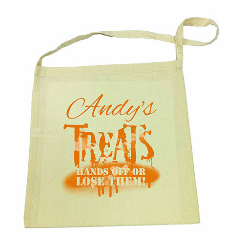 Treats Halloween Tote Bag