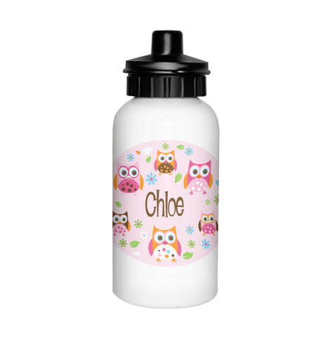 Owl Drink Bottle