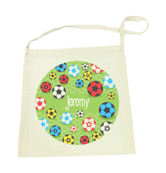 Tote Library Bags