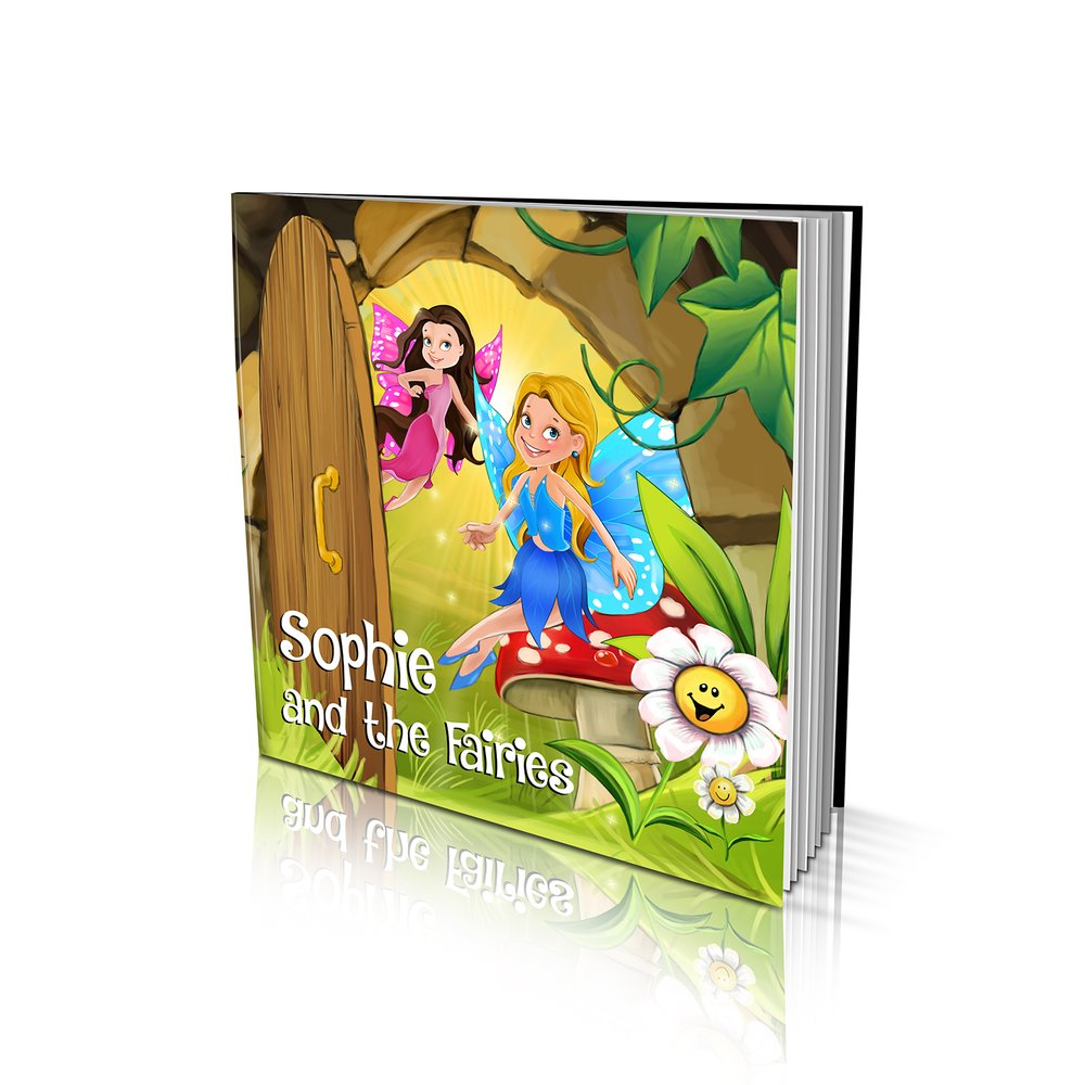 Large Soft Cover Story Book - The Fairies