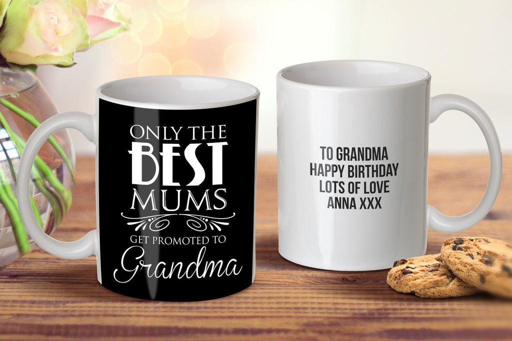 Promoted To Grandma Mug