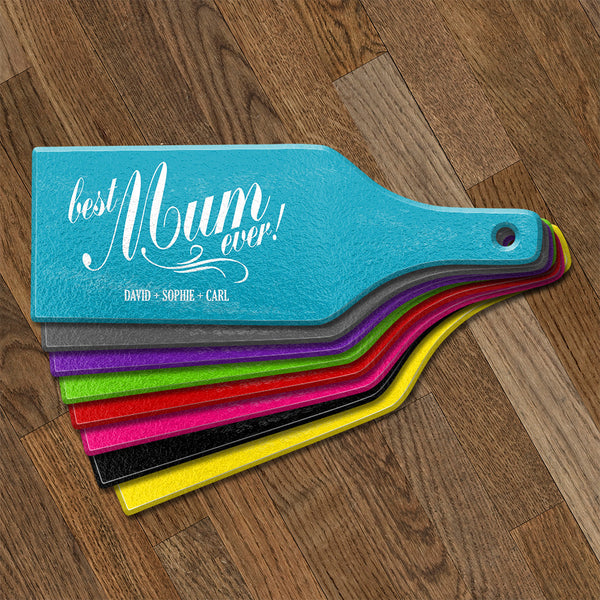 Mother's Day Glass Cheese & Cutting Boards