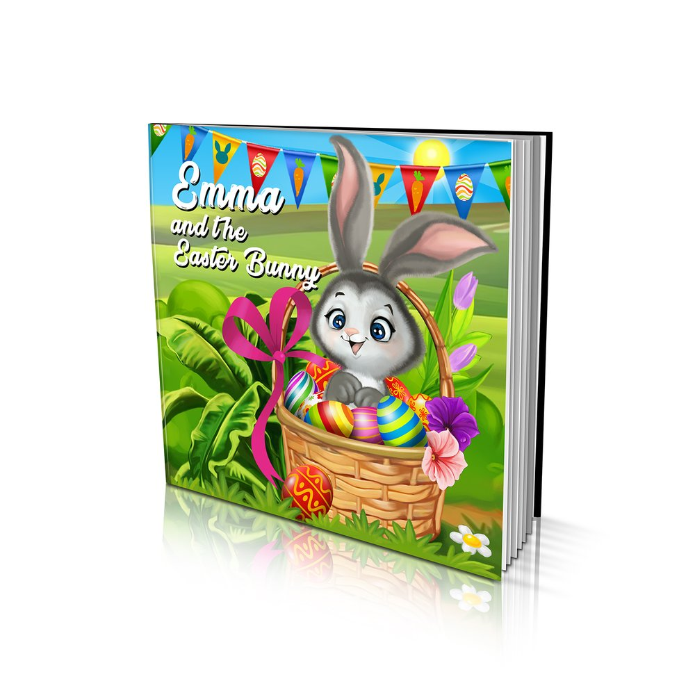 Large Soft Cover Story Book - Easter Bunny