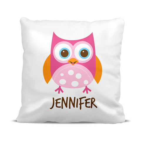 Owl Cushion Cover